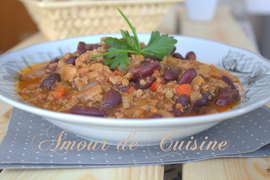 chili con carne easy recipe