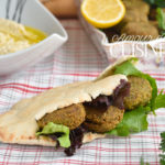 the best homemade falafel