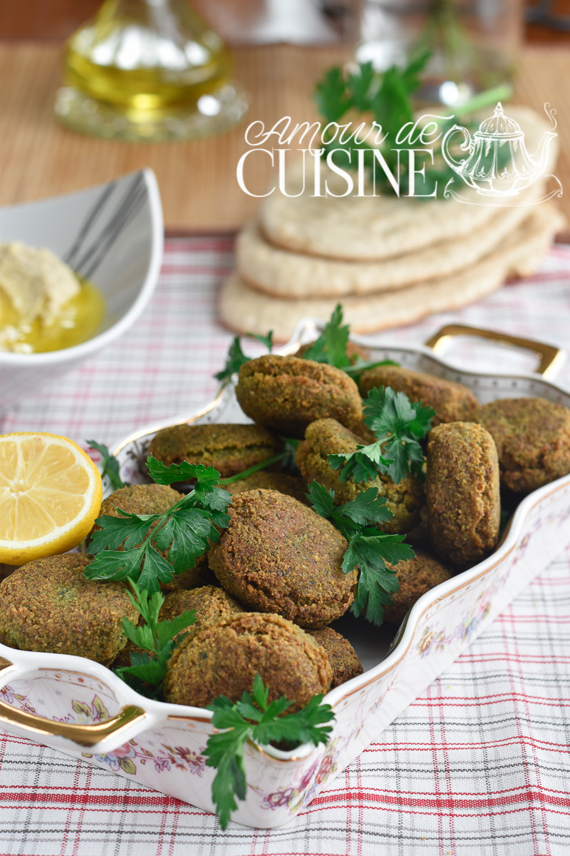 falafel easy recipe